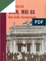 Wien, Mai 1968 - eine heiße Viertelstunde - Zeittafel