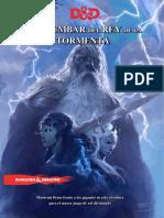 D&D® Storm kings thunder™ (1-15)  español V 1.3