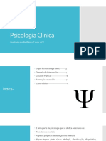 Ilie Iftime Nº1939 15CP Psicologia Clinica