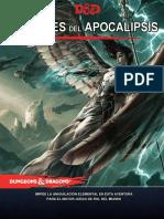 D&D® Príncipes del Apocalipsis™(1-15)