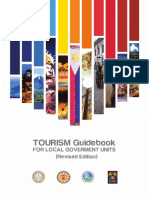 Tourism guidebook