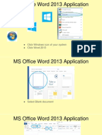 MS-Word-2013-Application.pptx