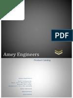 Amey Engineers Shredders and Crushers Catalog.pdf