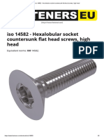 iso 14582 - Hexalobular socket countersunk flat head screws, high head.pdf