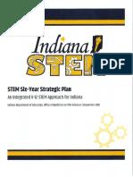 Indiana STEM_ Six Year Strategic Plan
