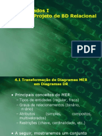Projeto Banco de Dados NORMALIZACAO