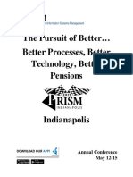 PRISM Conference