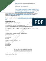 40+ Contoh Soal UTS Tema 2 Selalu Berhemat Energi kelas 4 SD dan Kunci Jawabnya.docx