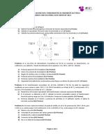 Examen Ingeniería eléctrica