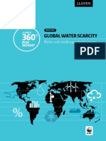 Lloyds Global Water Scarcity