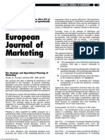 European Journal of Marketing