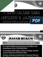 Infodik Bidang Kurikulum Tahun 2018-2019