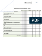 Ficha Avaliação de Cadernos Diários