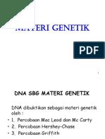 MATERI GENETIK 2017