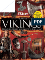 All About History Book of Vikings-(Future Publ)-Robert Macleod, M Stern, Et Al-2016-160p