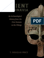 Ancient Scandinavia -First Humans to Vikings-(OUP)-T Douglas Price-2015-521p
