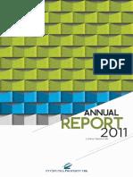 CTRP Annual Report 2011
