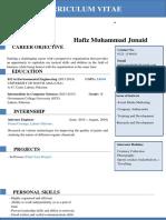 CV(Junaid. CV) (1).docx