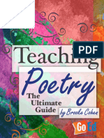 Poetry The Ultimate Guide