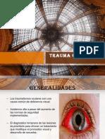Trauma Ocular y Nasal