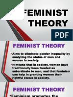 3 4. Feminist