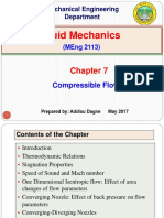 [R] Fluid Mechanics - Compressible Flow