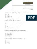 Desafios 2 de matematicas 4°medio  (7%)