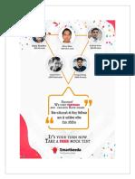 Caselet DI PDF | Caselet Data Interpretation Questions and Answers