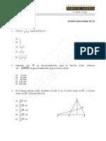 Desafios 7 de matematicas 4° medio(7%)