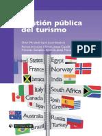 Gestion Publica Del Turismo - Oriol Miralbell Izard