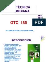 Norma Colombiana GTC 185