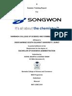 Songwon Company Copy
