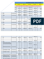 WCC Process Building-Quantity Estimate
