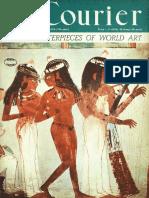 The UNESCO Courier- Rare Masterpieces of World Art