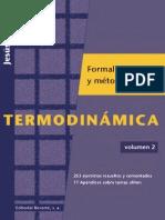 Jesús Biel - Curso Sobre El Formalismo y Los Métodos de La Termodinámica Vol 2