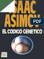 El Código Genético - Isaac Asimov