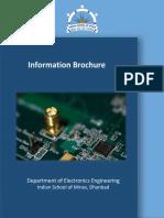 ism brochure