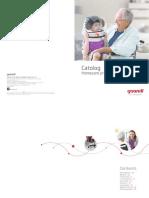 Catalog-Rehabilitation Prdocuts YUYE (2016-2017)
