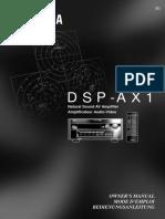 DSP-AX1