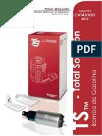 Bomba de Gasolina - Catálogo Ts 2012