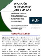 EXPOSICION SISTEMAS DE INFORMACION