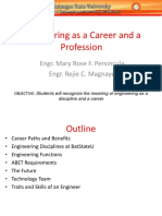 LEC 3 Engineering as a Career and a Profession Addtl