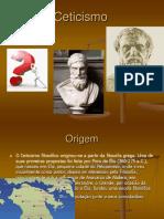 Filosofia Ceticismo.ppt