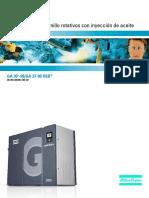GA 30+-90  GA37-90 VSD - español - 2935-4892-43