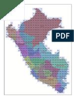 Mapa de Ubicacion de Cartas