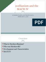 Machiavellianism.ppt