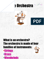 Families of the Orchestra Revised