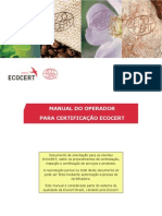 ECOCERT - Manual Do Operador (v07)