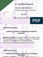 Auditoria Interna - Clase 3