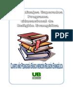 Plan Evangélico UB 16